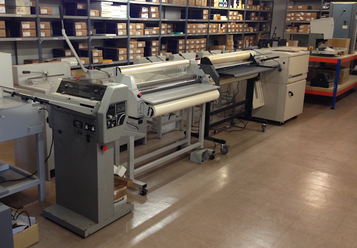 Why Buy Pre-Owned Print Finishing Equipment?
