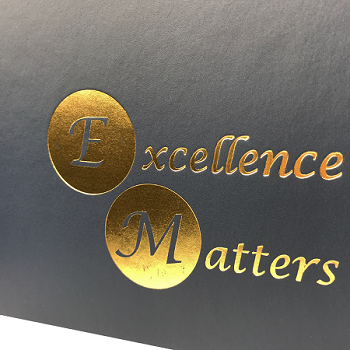 Excellence digital foiling
