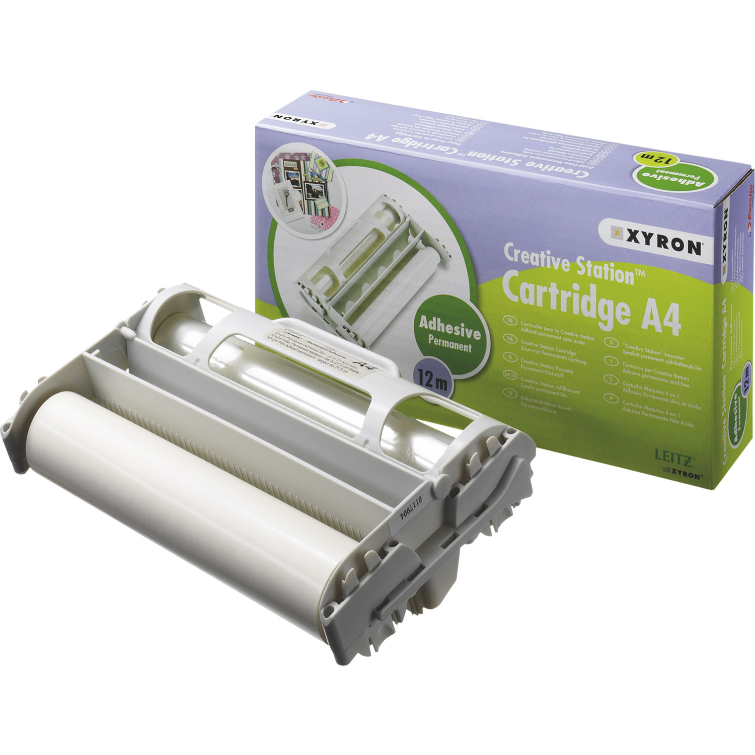Xyron Pro 850 Permanent Adhesive Cartridge 624170/23461