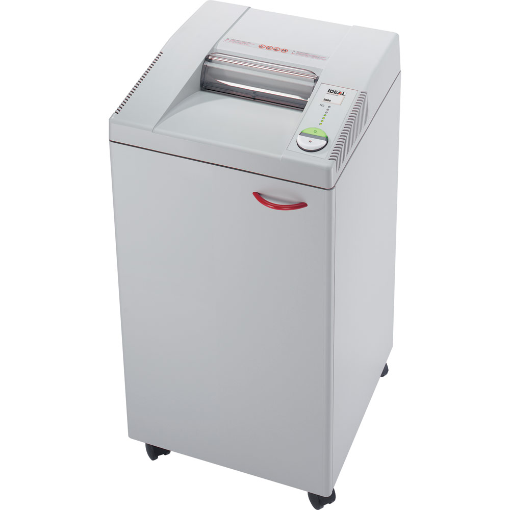 IDEAL 2604 Cross Cut 4 x 40mm Desk Side Paper Shredder