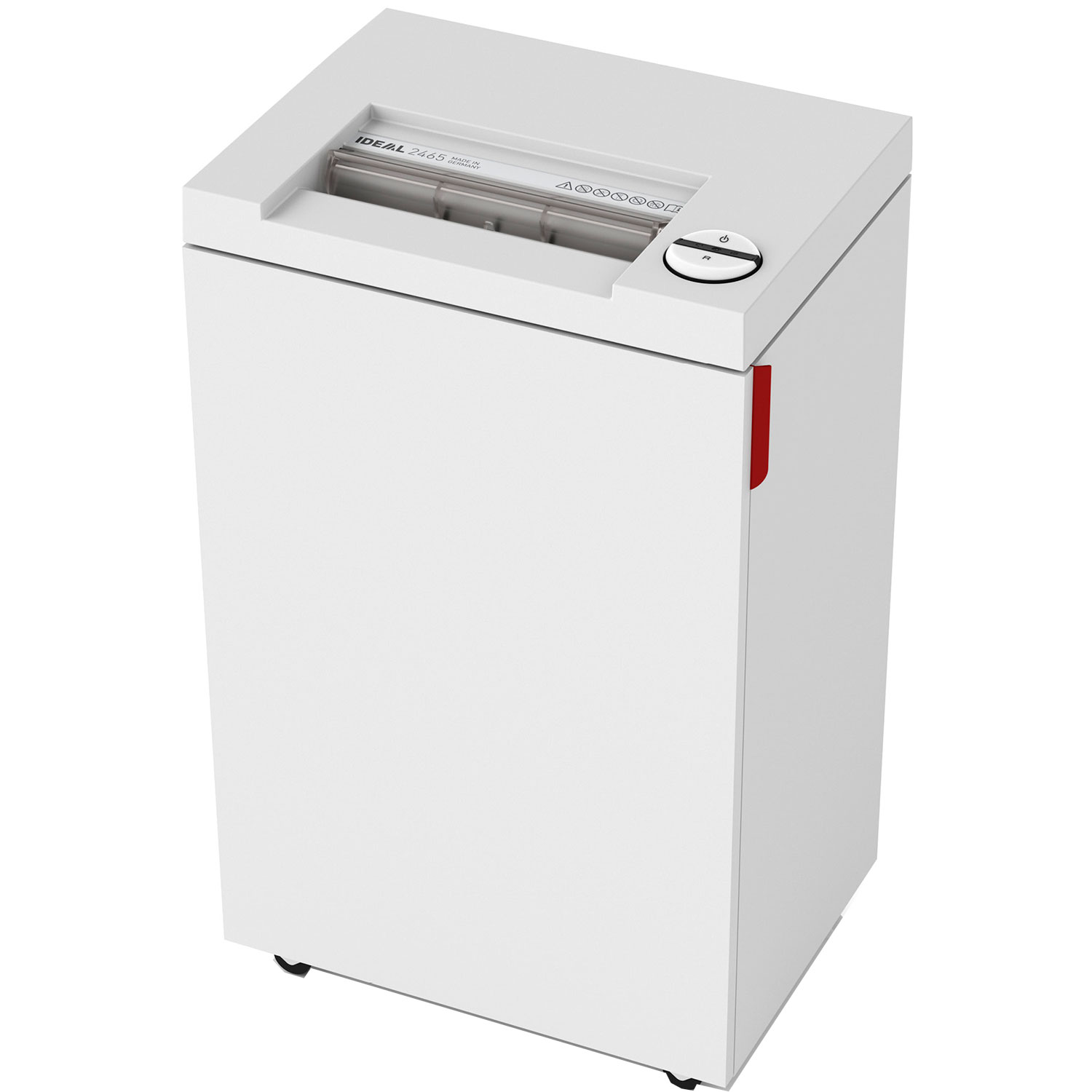 IDEAL 2465 4mm Strip Cut Deskside Paper Shredder