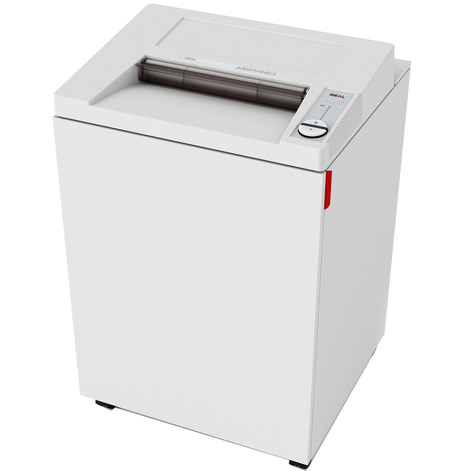 IDEAL 3804 Cross-Cut 2 x 15mm Paper Shredder