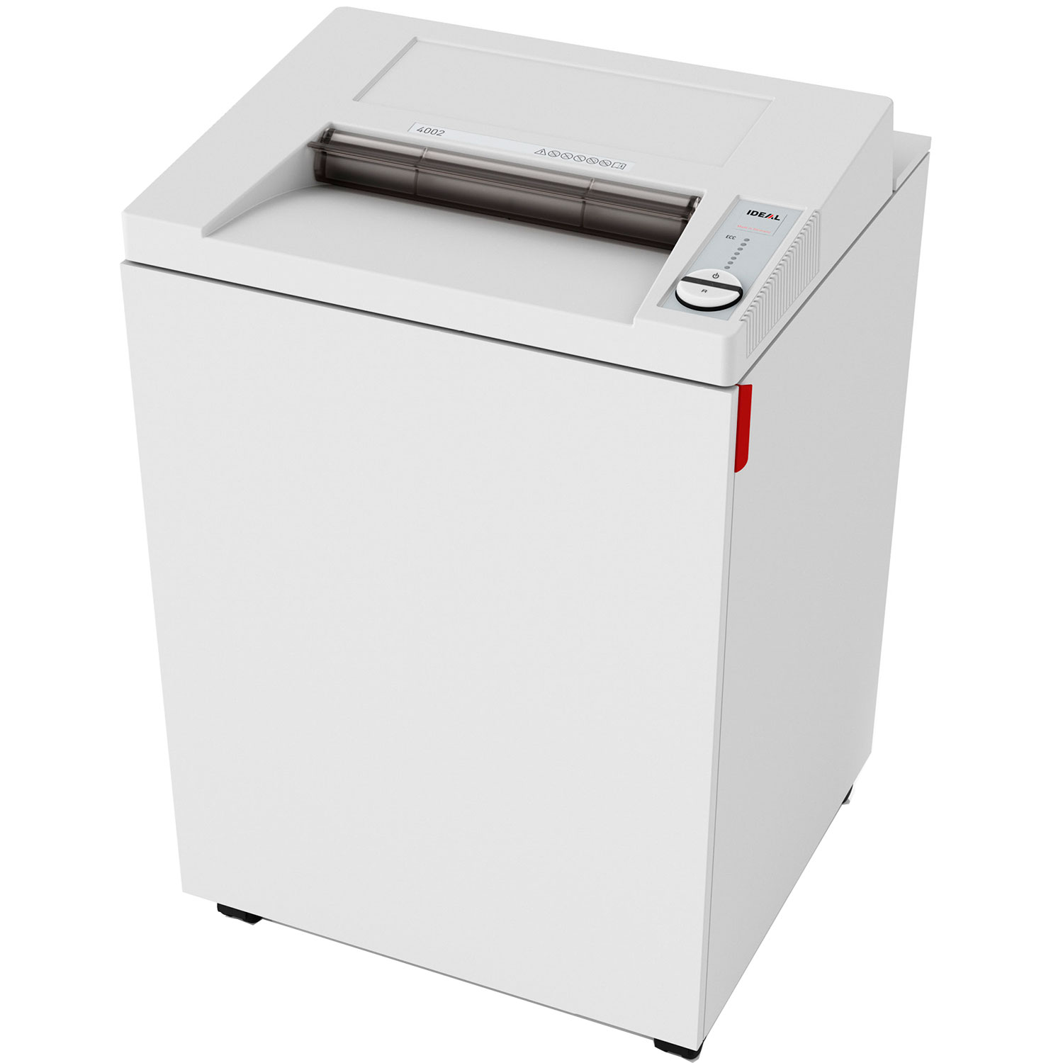 IDEAL 4002 Cross-Cut 2 x 15mm Paper Shredder