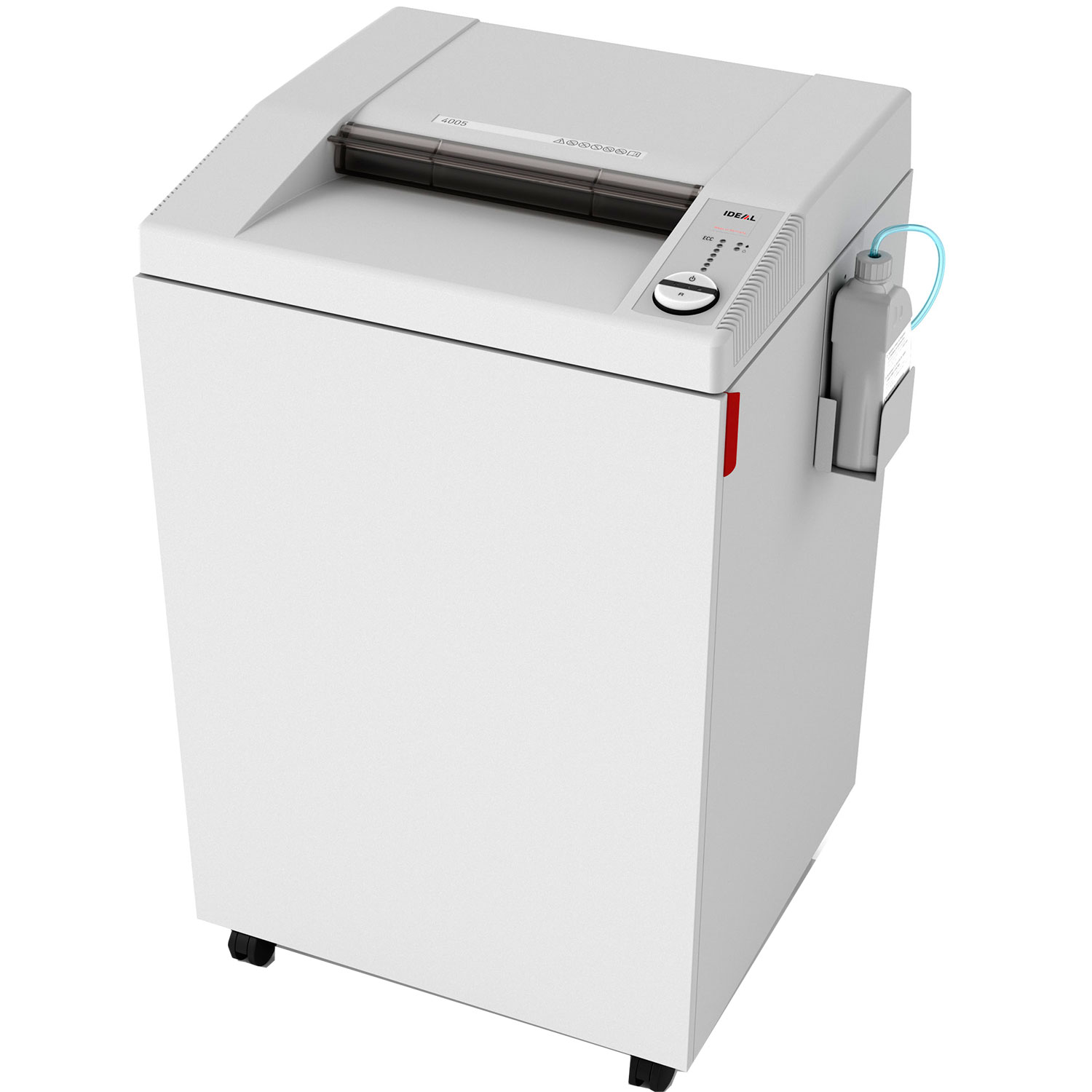 IDEAL 4005 Micro-Cut 0.8 x 12mm Paper Shredder