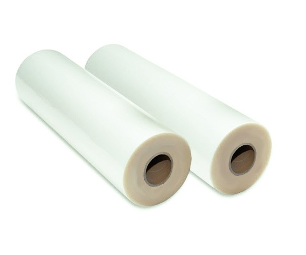 2 x Matt Rolls Laminating Film 75 Micron