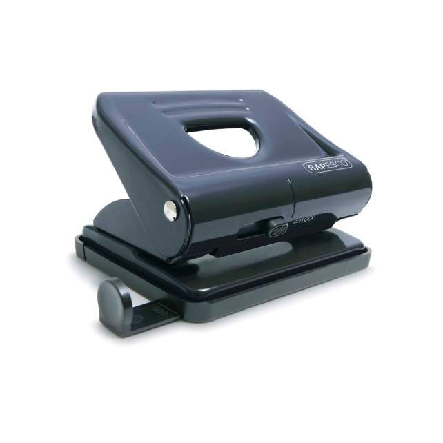 Rapesco 820 Metal 2-Hole Punch