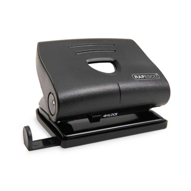 Rapesco 820-P 2-Hole Punch