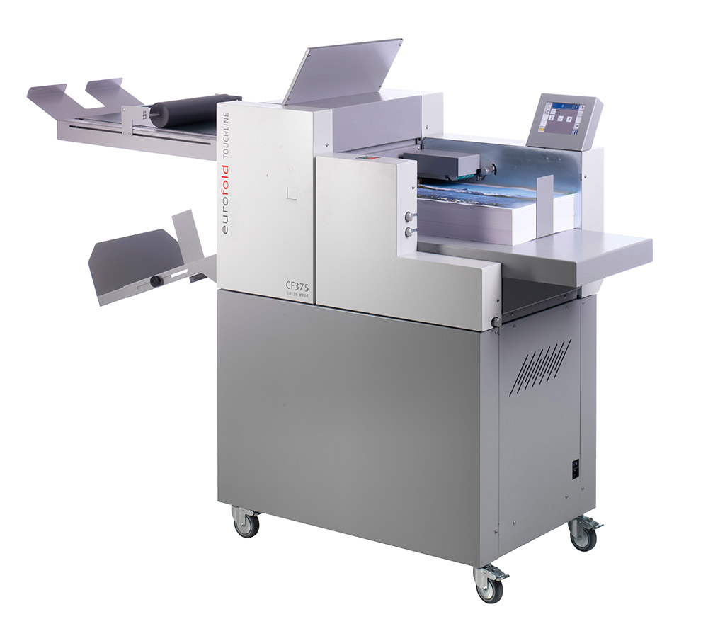 Eurofold Touchline CF-375 Digital Creaser & Folder
