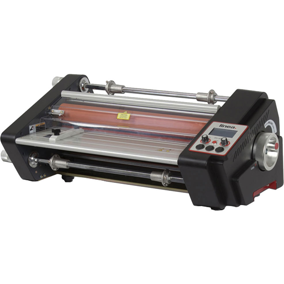 Linea DH460 Roll-Fed A2 Hot-Seal Laminator