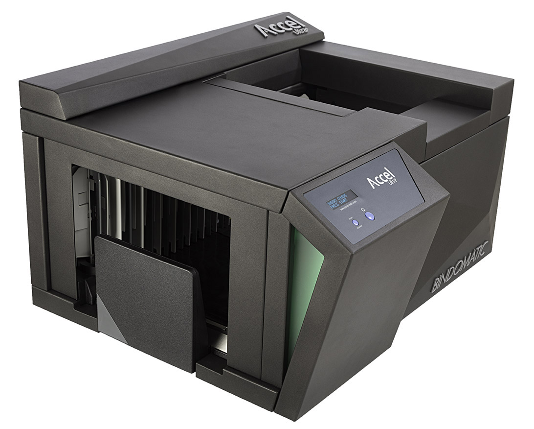 Bindomatic Accel Ultra Plus Automated Thermal Binding Machine