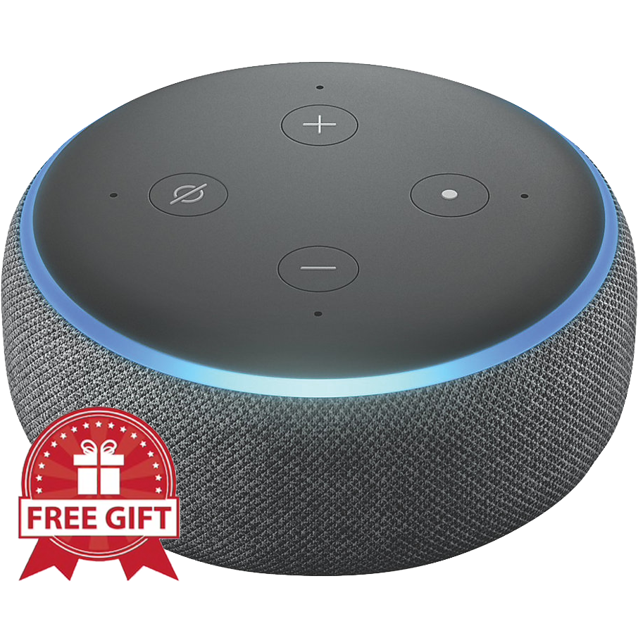 FREE Amazon Echo Dot Gift Offer - See Terms Below