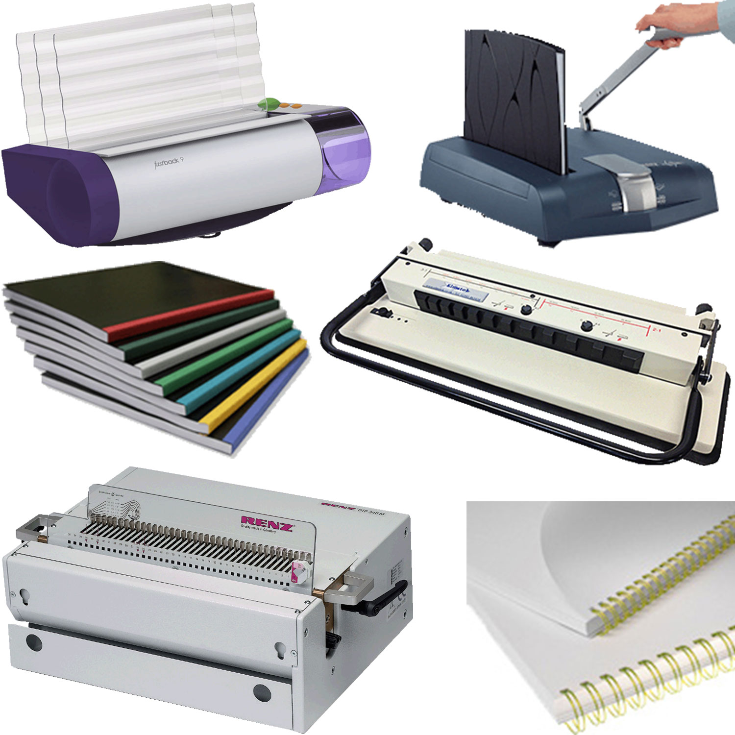 Binding Machines & Supplies