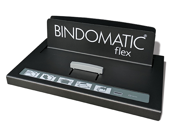 Bindomatic Accel Flex Thermal Binding Machine