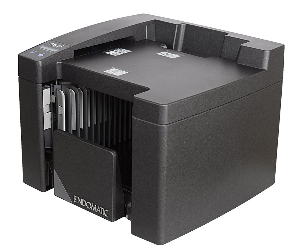 Bindomatic Accel Cube Automated Thermal Binding Machine