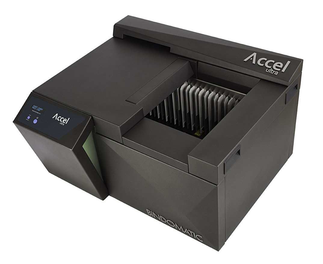 Bindomatic Accel Ultra Automated Thermal Binding Machine