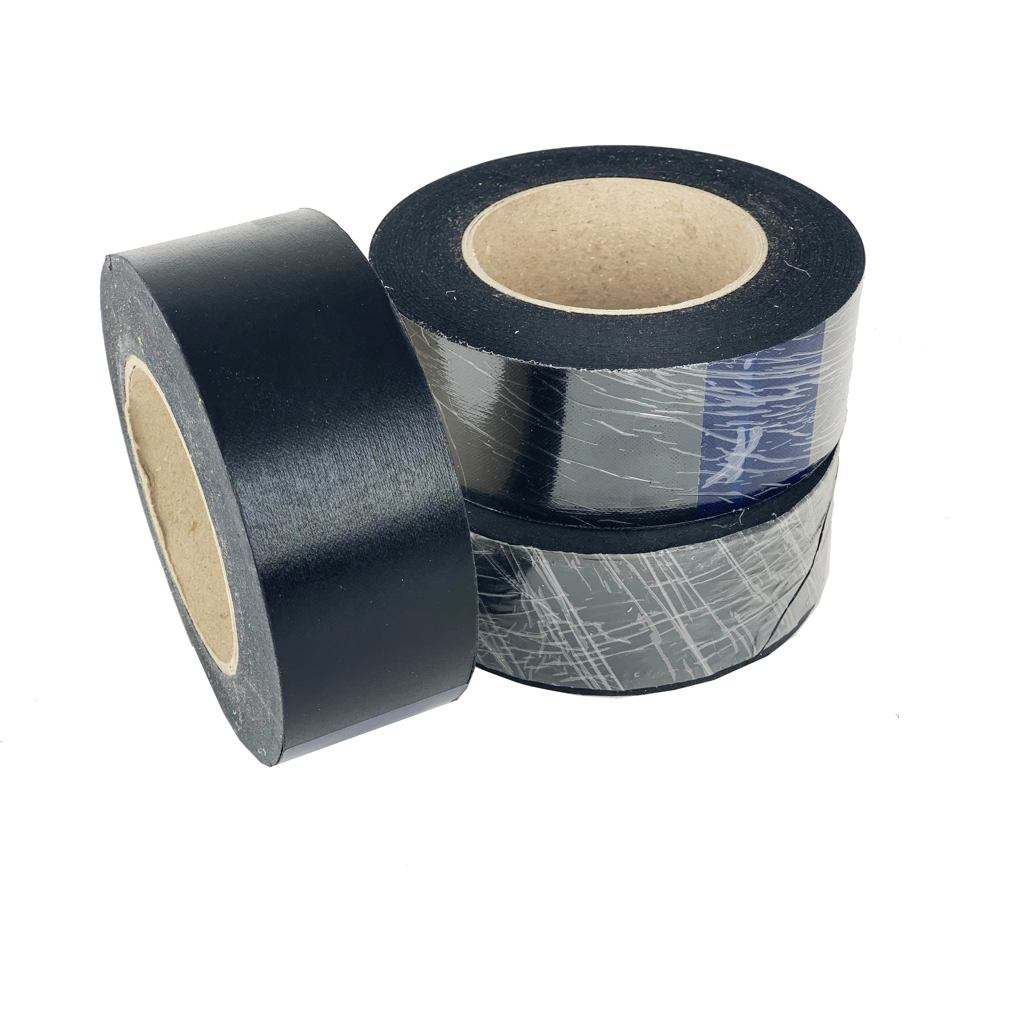 Black 25mm x 50m Spine Master Linen Spine Tape (6)