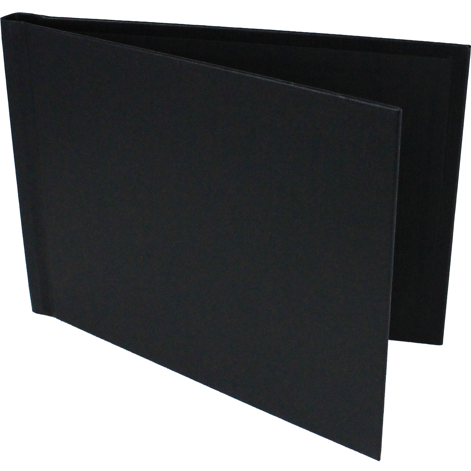 "Impressbind Plain ""Album"" Cover 135 x 185mm 'A' - Black"