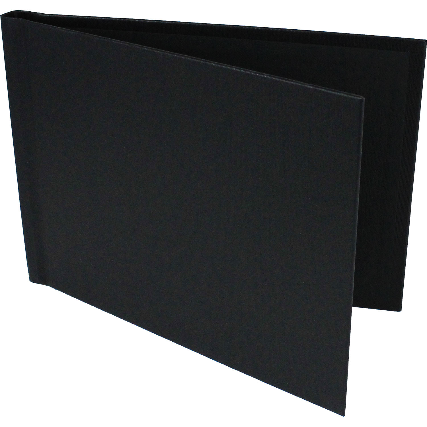Impressbind A4 Landscape Black Hard Covers 7mm (10)