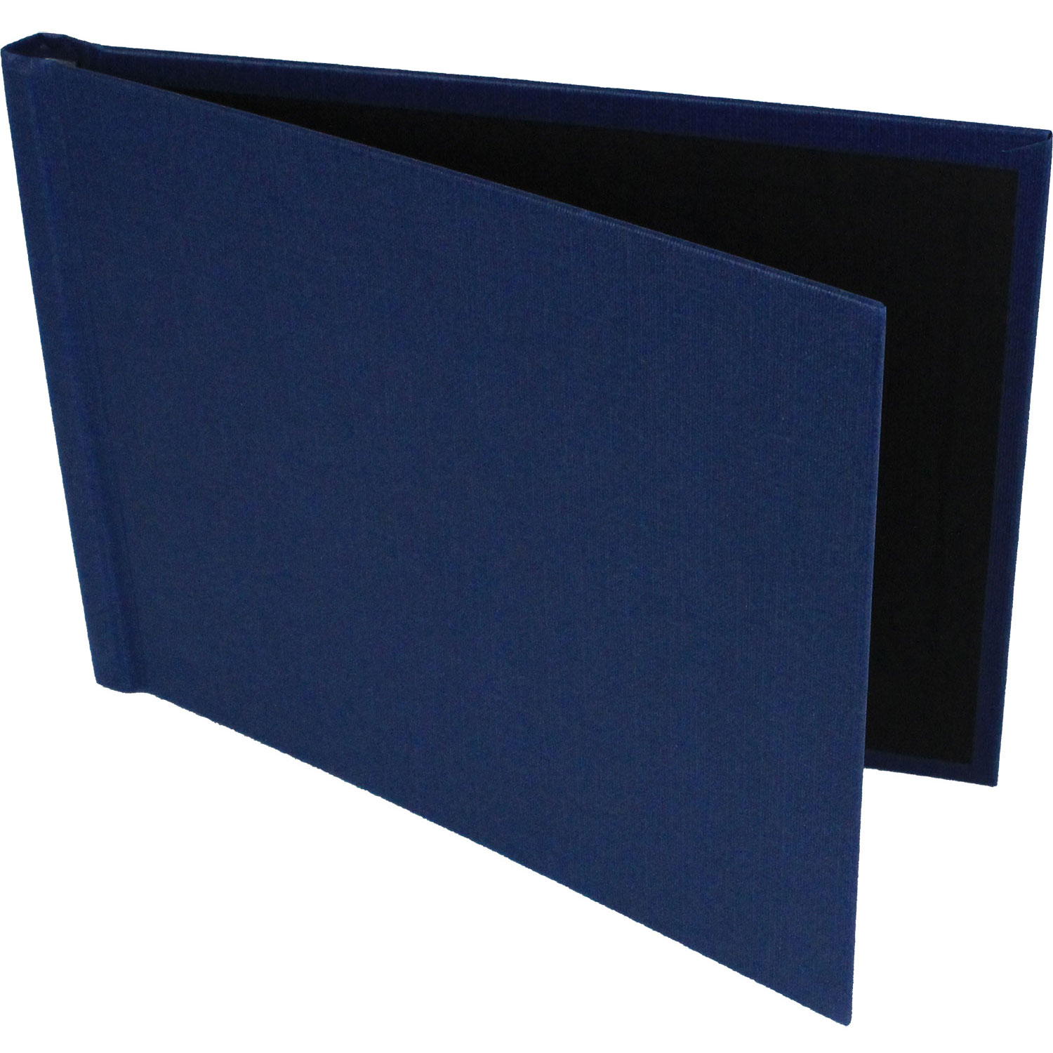 "Impressbind Plain ""Album"" Cover 135 x 185mm 'A' - Blue"