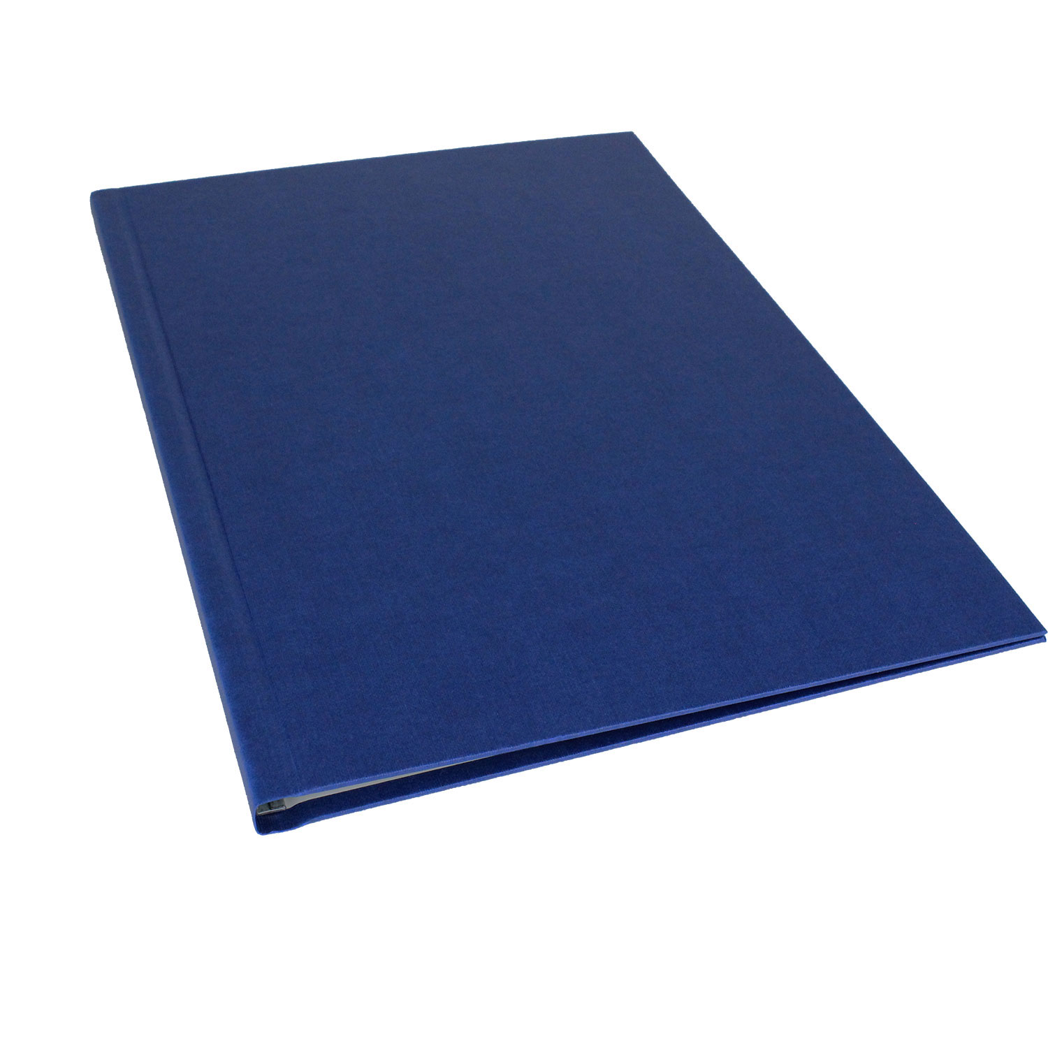Impressbind A4 Hard Linen Binding Covers - Blue