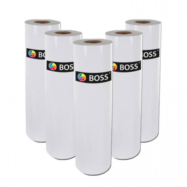 Boss Digital OPP Anti-Scratch Matt Laminate 77mm Core 30 Micron
