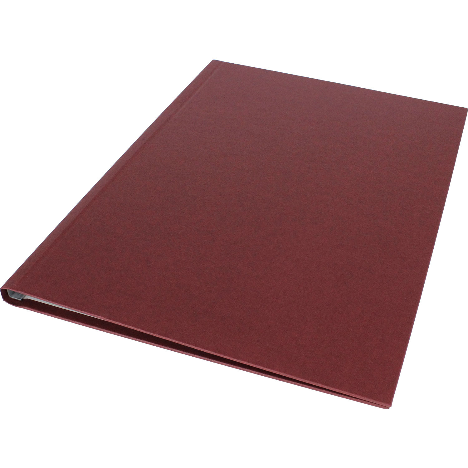Impressbind A4 Hard Linen Binding Covers - Burgundy-Red