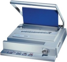 Channelbind CH6000 H/Duty Channel Binding Machine
