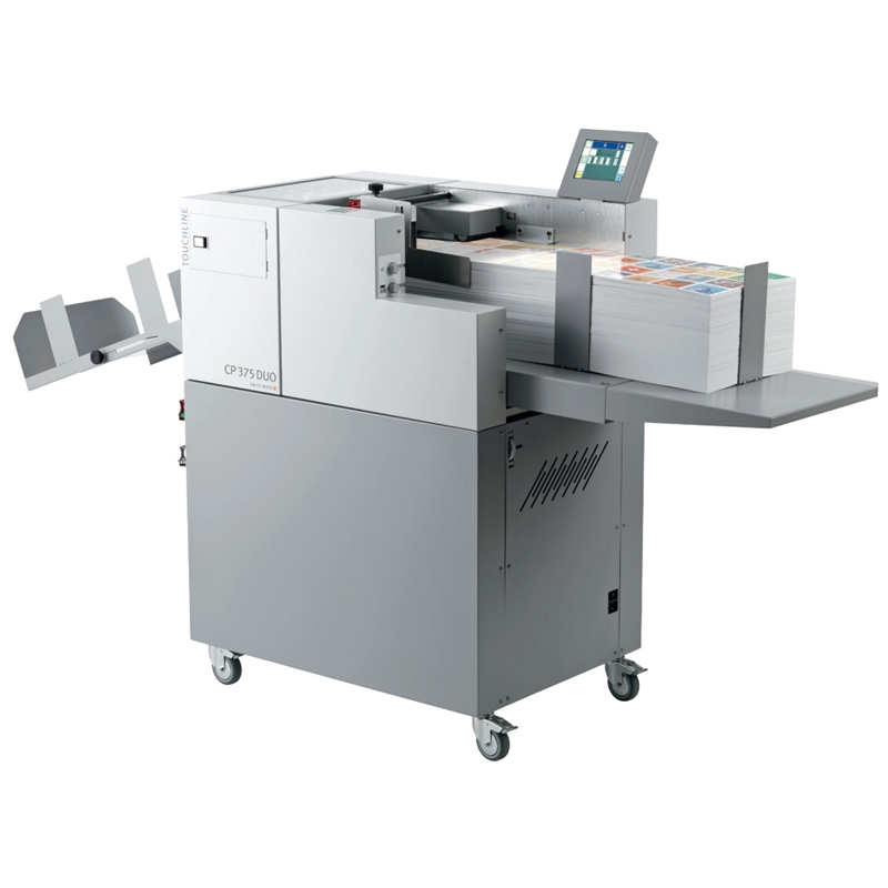 Eurofold Touchline CP-375 Slitter, Cutter and Creaser