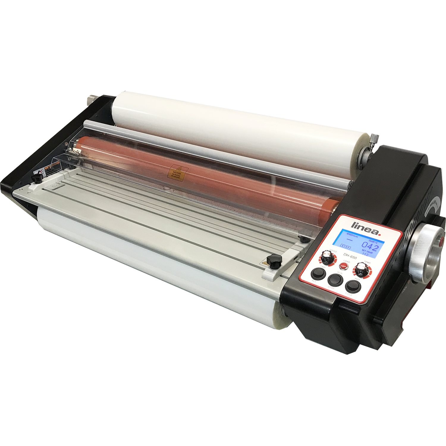 Ex-demo Linea DH-650 Roll-Fed A1 Hot-Seal Laminator