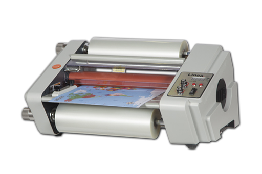 Linea DH360 Roll-Fed A3 Hot-Seal Laminator