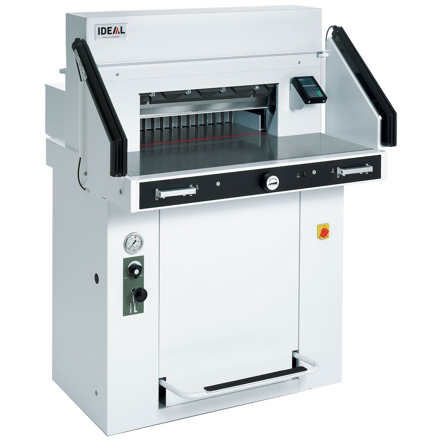 IDEAL 5560 Programmable Electric Guillotine (550mm cut)