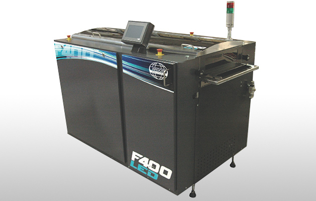 Argos F400 UV Coater V.4 LED Machine