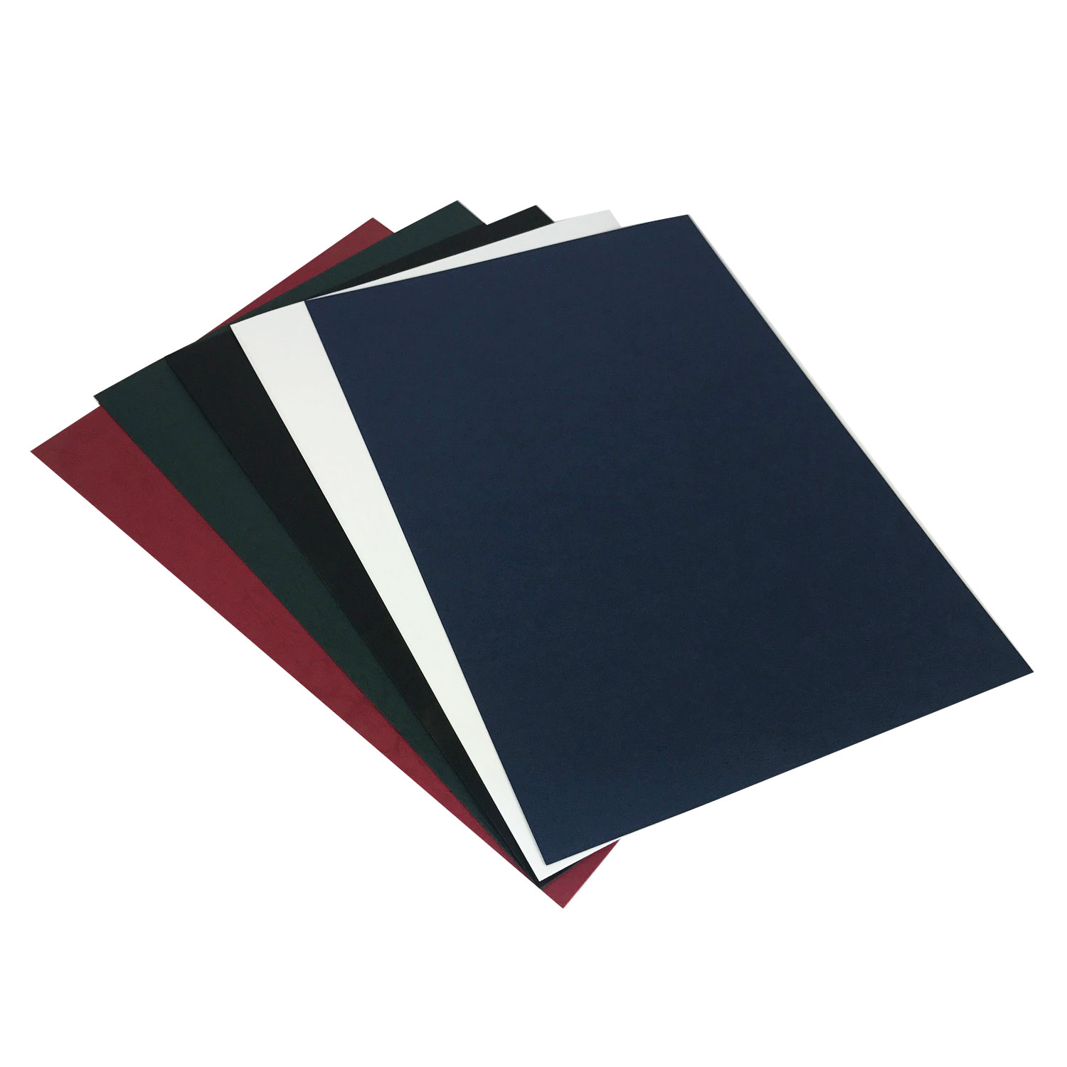 Fastback Black Binding Covers 400-401 (100)