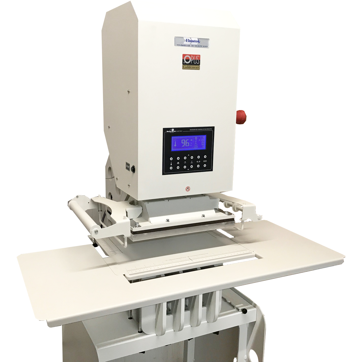 Opus Masterpress A4 Foil Blocking Machine