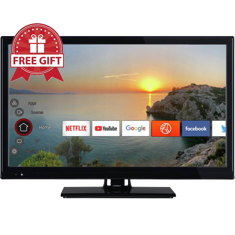 "FREE 24"" Smart TV FREE Gift Offer"