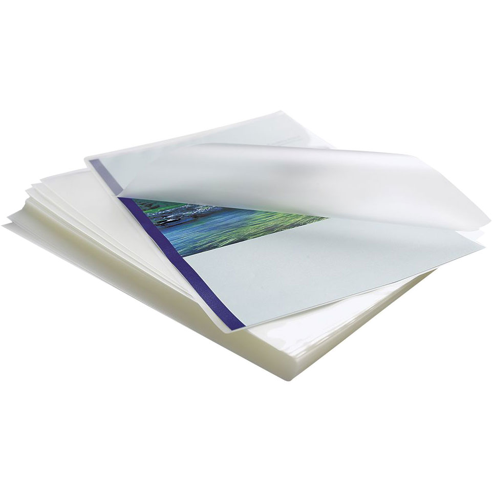 A2 Super Matt Laminating Pouches 250 Micron 100 Per Pack