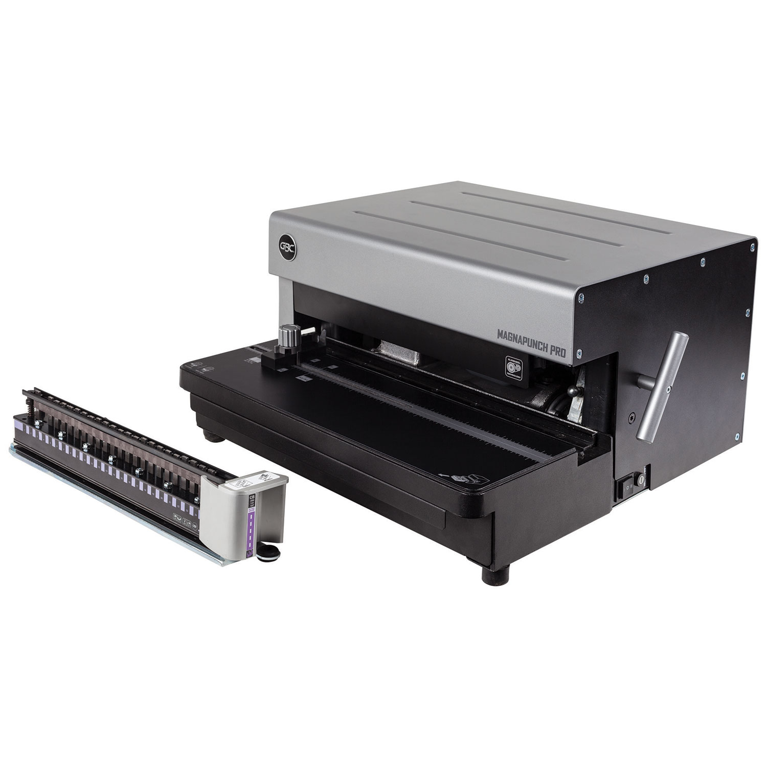 GBC Magnapunch Pro Electric Binding Punch System