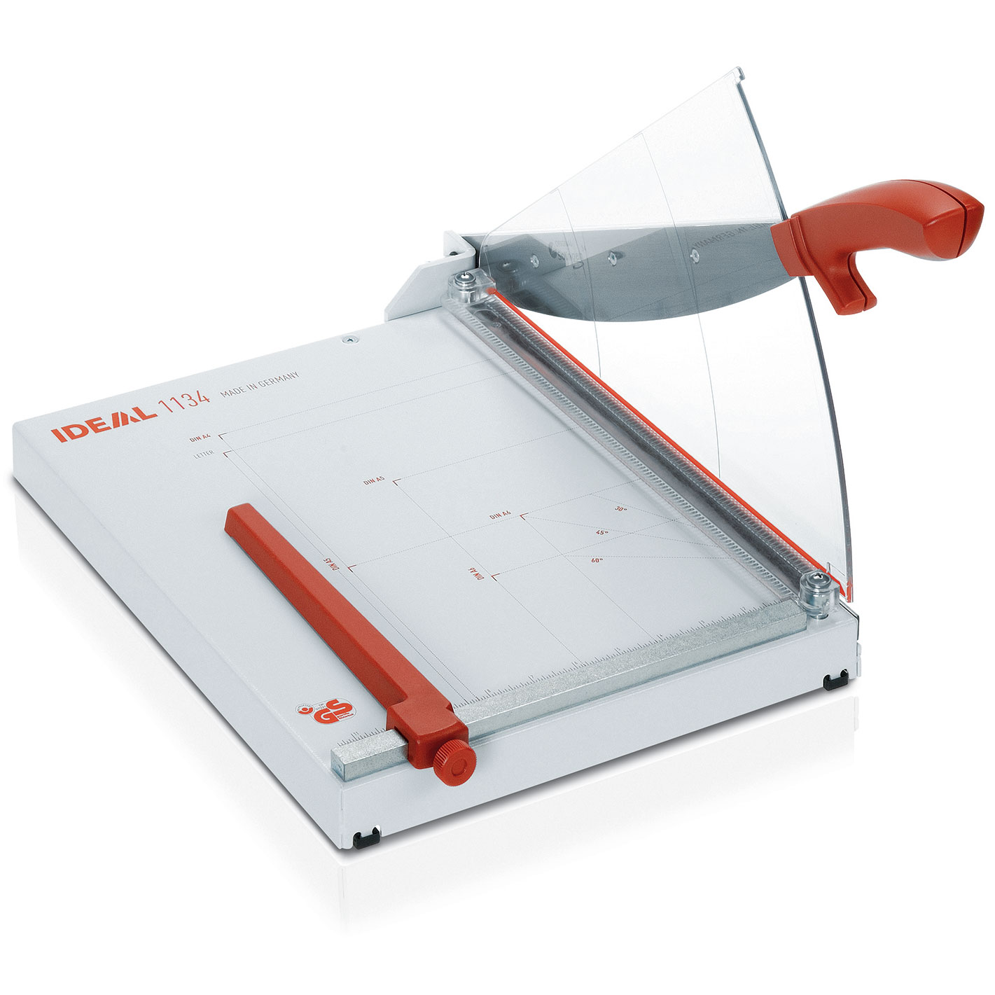 IDEAL 1134 Desktop Paper Trimmer (Guillotine)