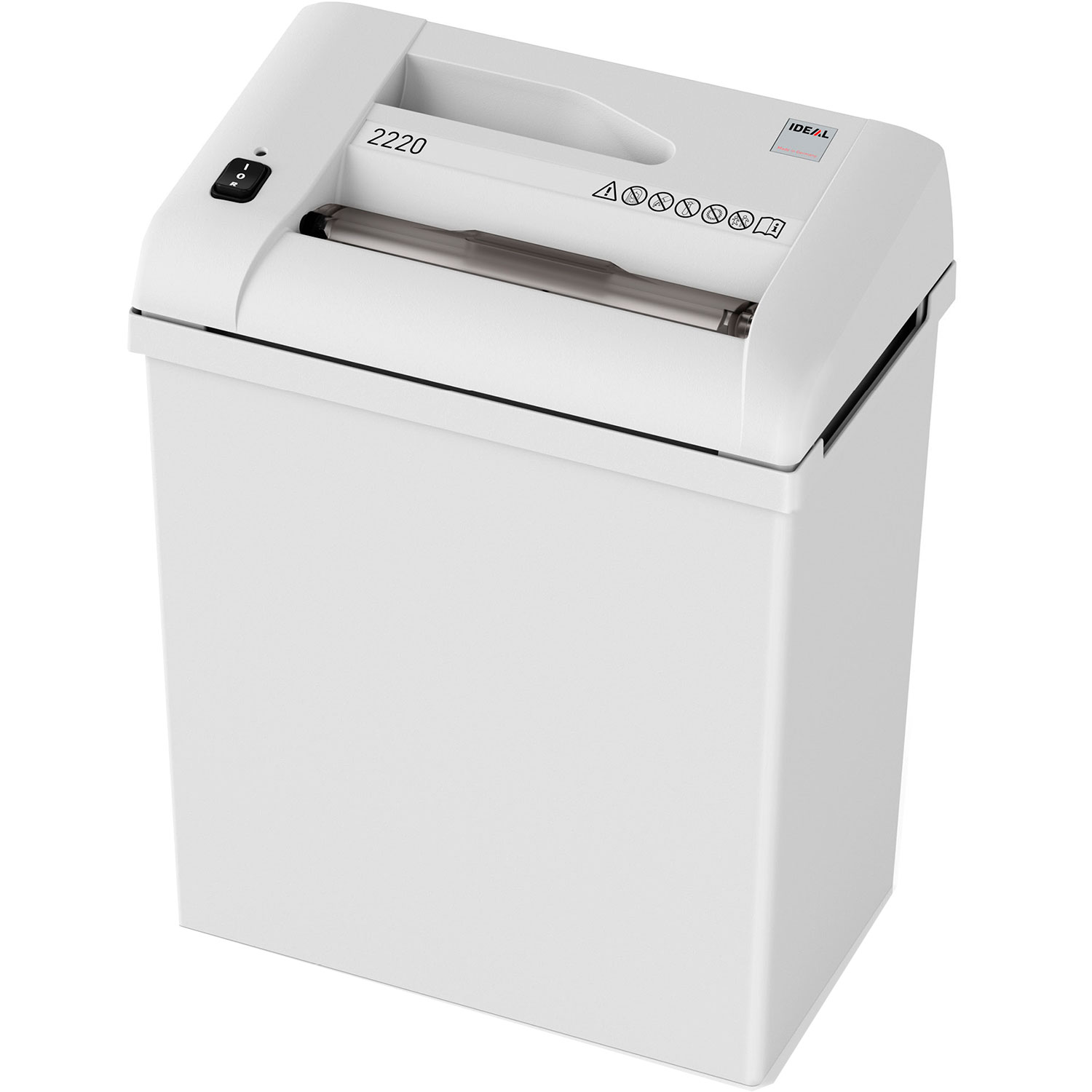 IDEAL 2220 Deskside Shredder