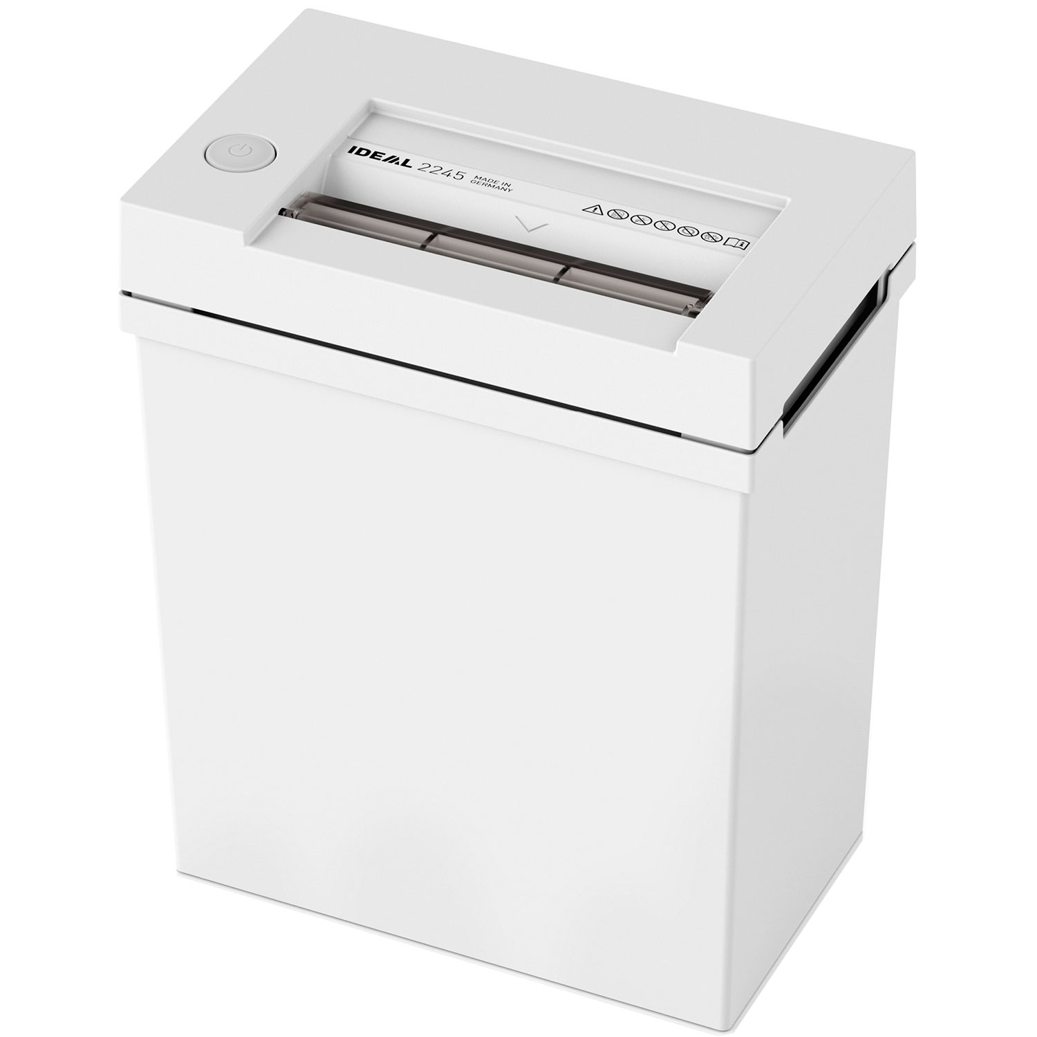 IDEAL 2245 4mm Strip Cut Deskside Shredder