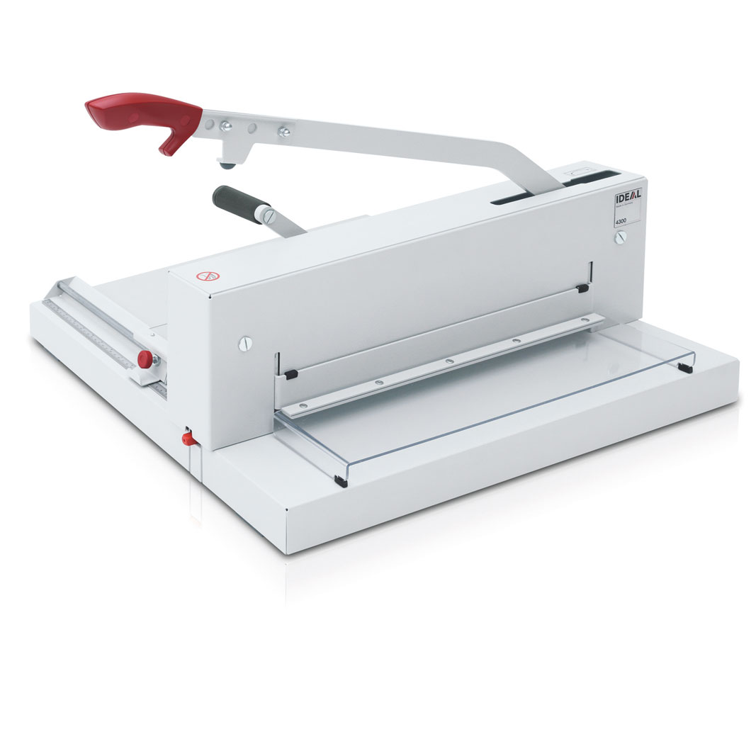 IDEAL 4300 Entry-Level Manual Desktop Guillotine