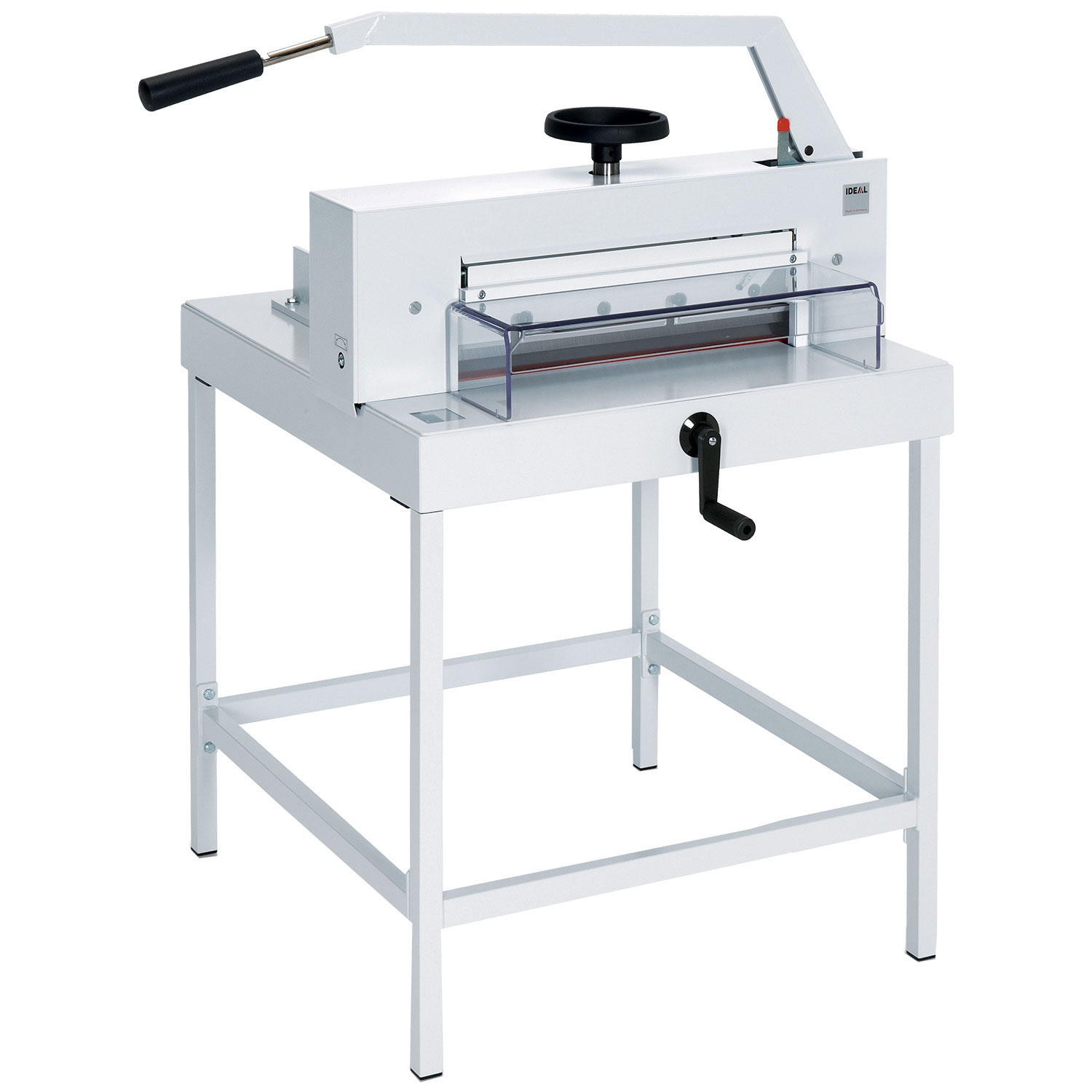 IDEAL 4705 Heavy-Duty Manual Desktop Paper Guillotine