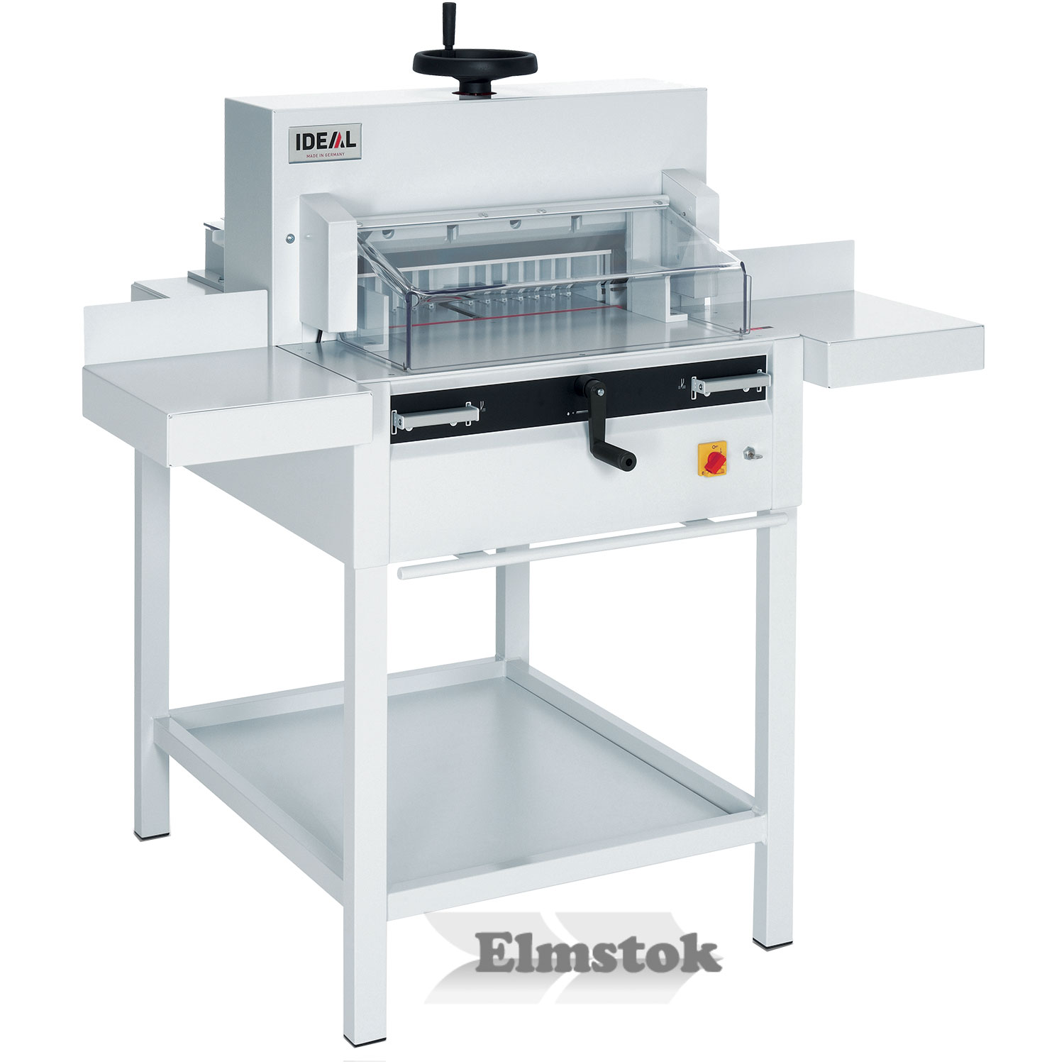 ideal 4815 easy cut electronic guillotine with manual spindle clamp rh elmstok co uk V 4810 White Round Round White Pill 4810 V
