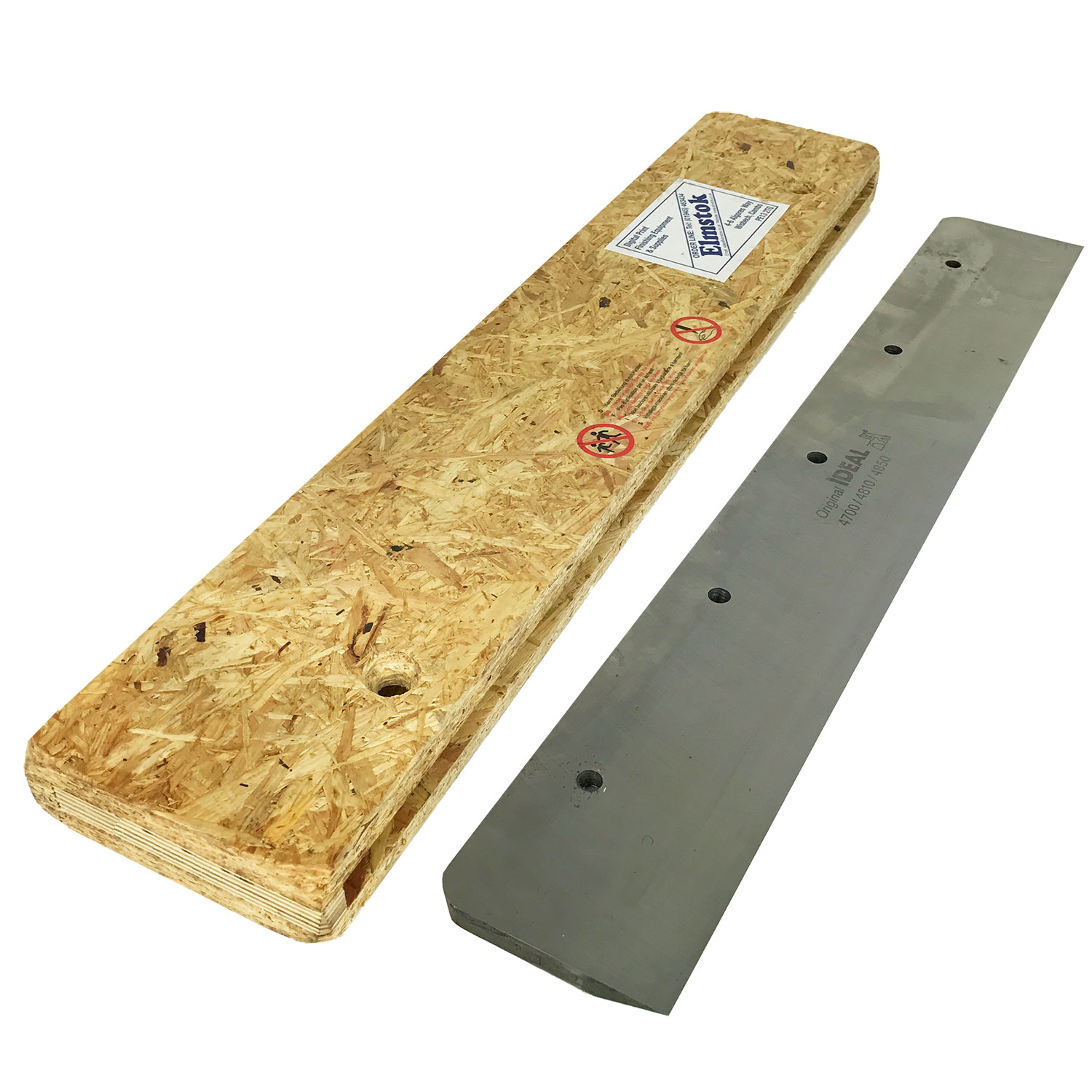 IDEAL 4700 & 4705 Spare Guillotine Cutting Blade Knife
