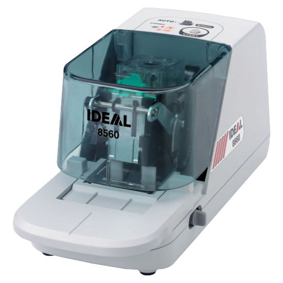 IDEAL 8560 / MAX EH70F Electric Flat-Clinch Stapler
