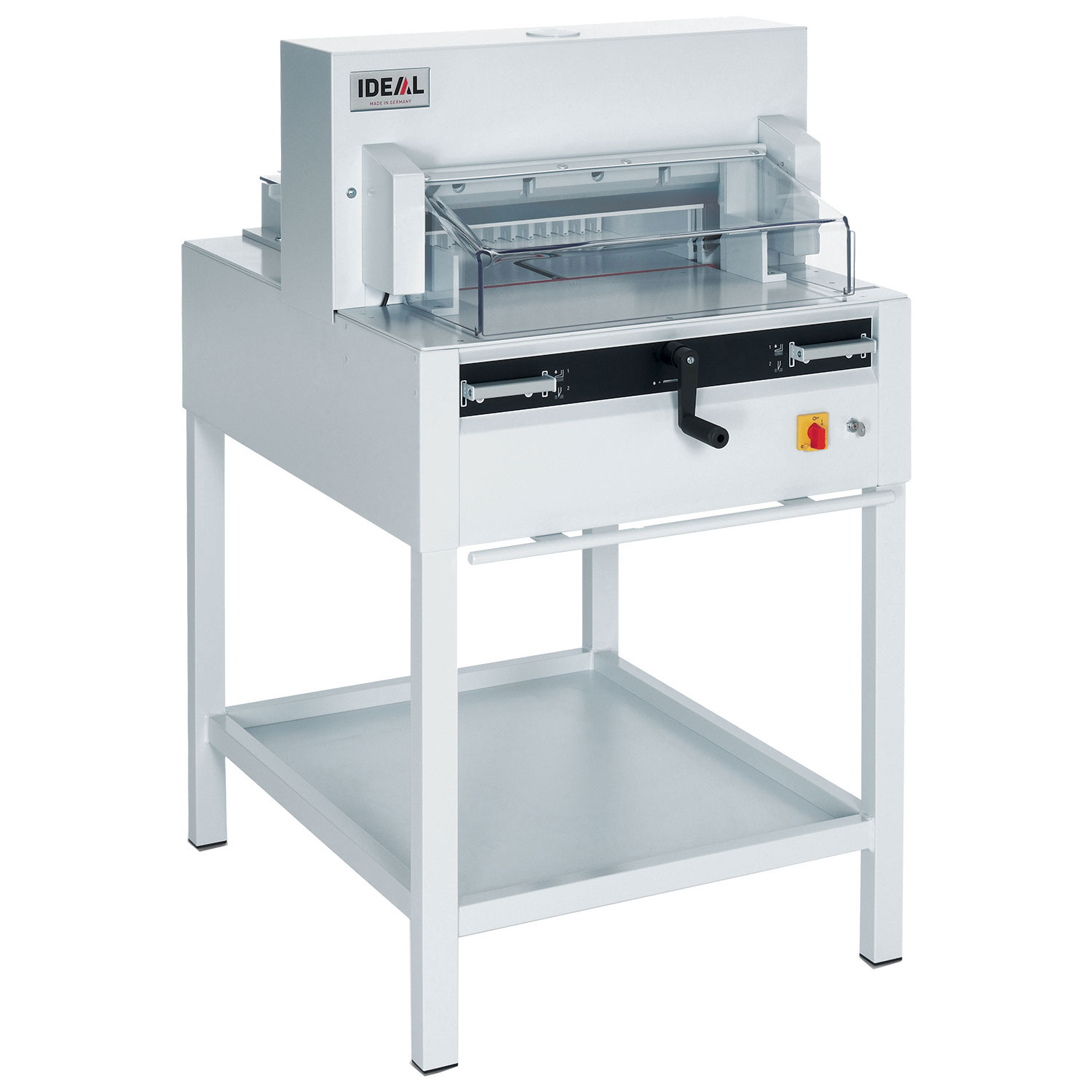 IDEAL 4850 EASY-CUT Guillotine With Auto-Clamp