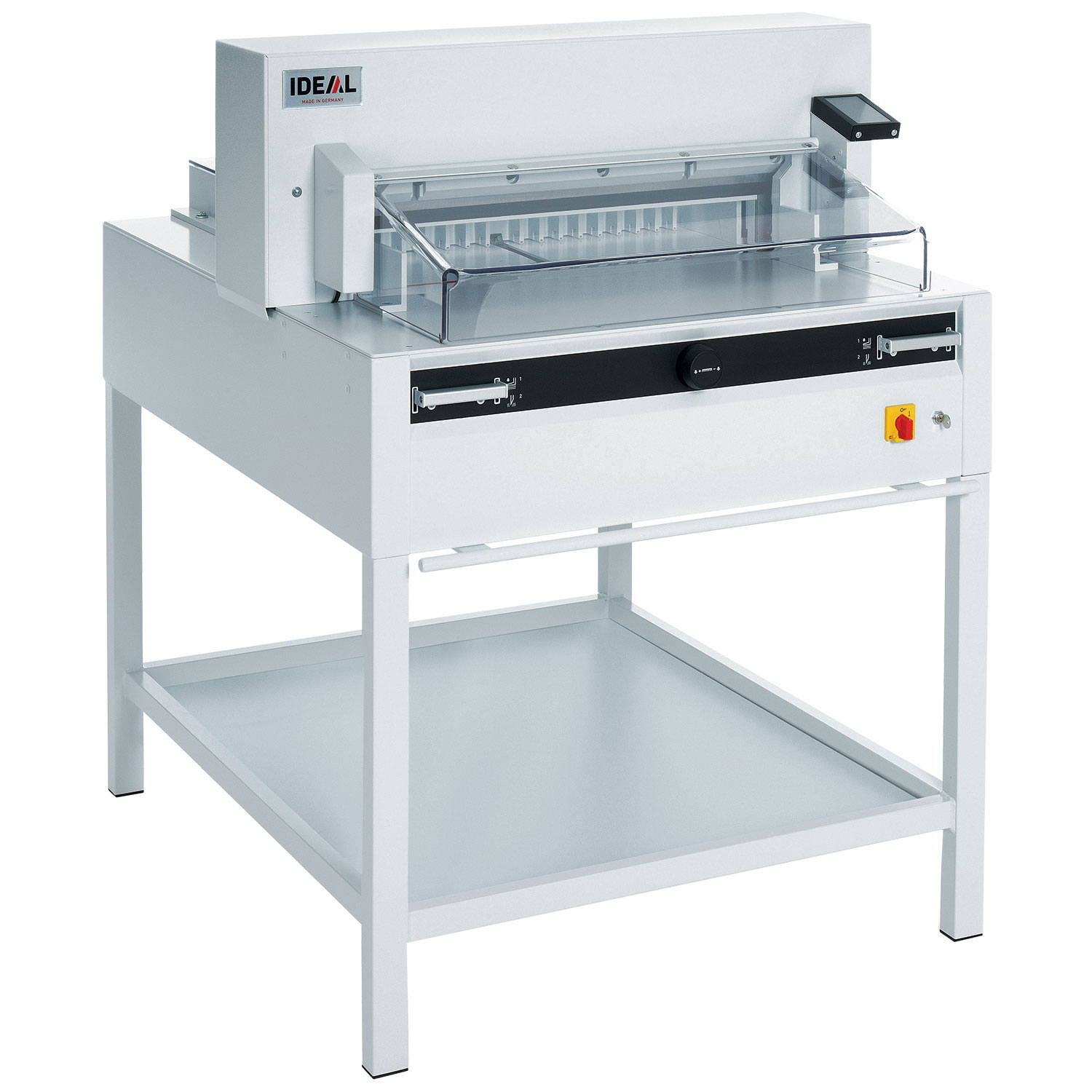 IDEAL 6655 Programmable Electric Guillotine (650mm Cut)