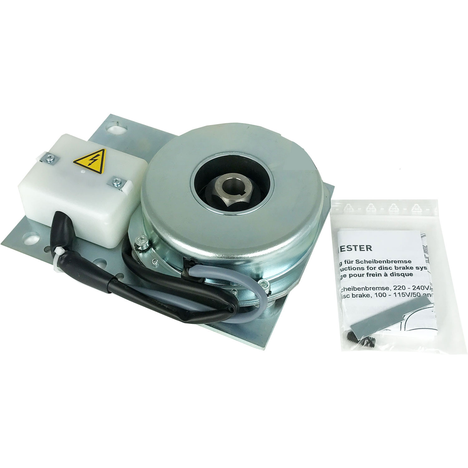 IDEAL / EBA Guillotine Disc Brake Unit Complete 220/240V