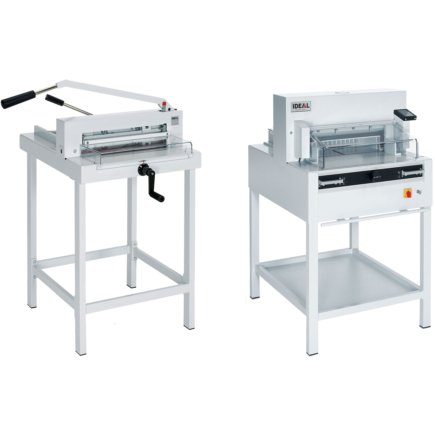 IDEAL Guillotines (Ream-Cutters)