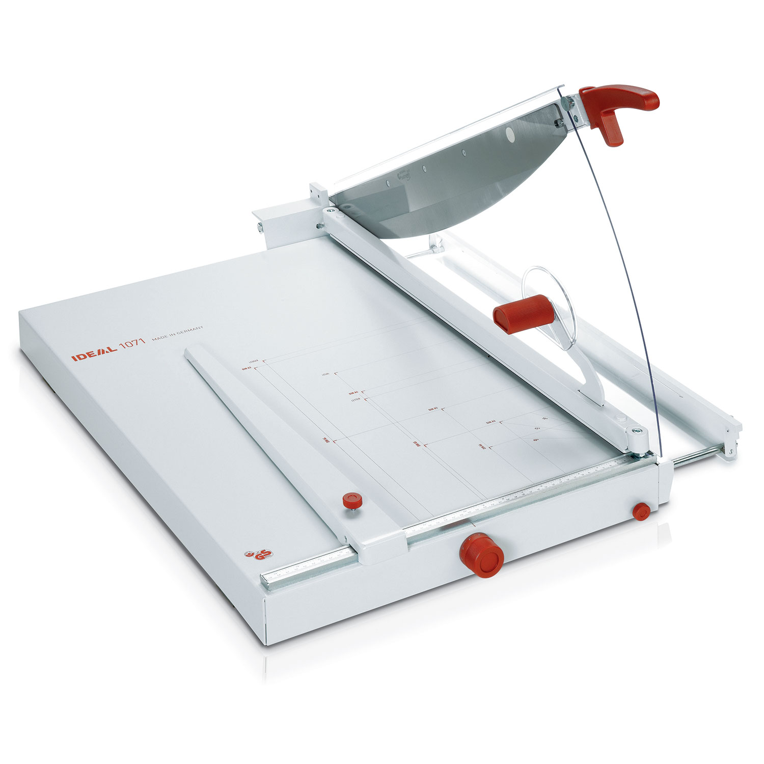 IDEAL 1071 Professional Desktop Paper Trimmer (Guillotine)